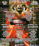 Metalcamp 2007 Poster