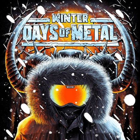 Winter Days of Metal