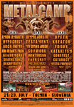 Metalcamp 2006 Poster